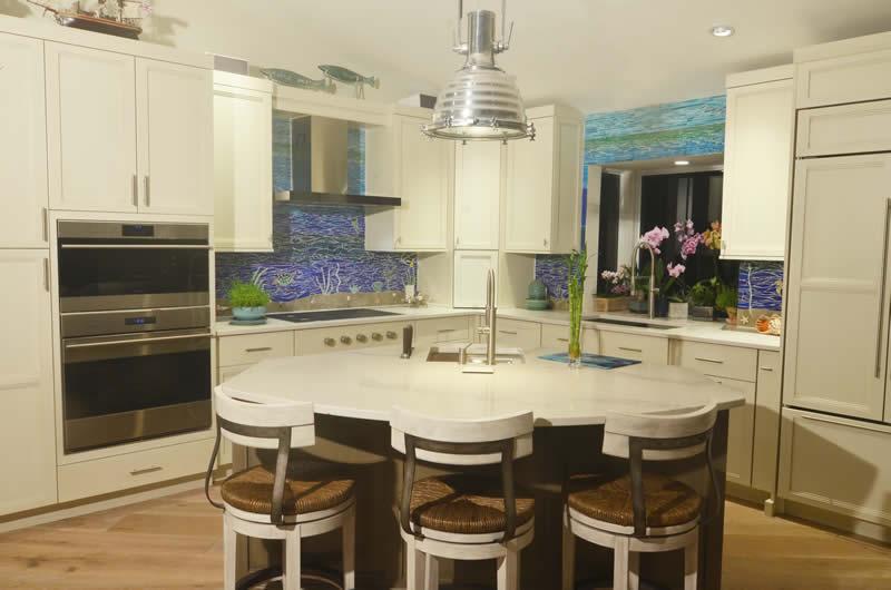 Coastal Living Kitchens Cabinet Encounters