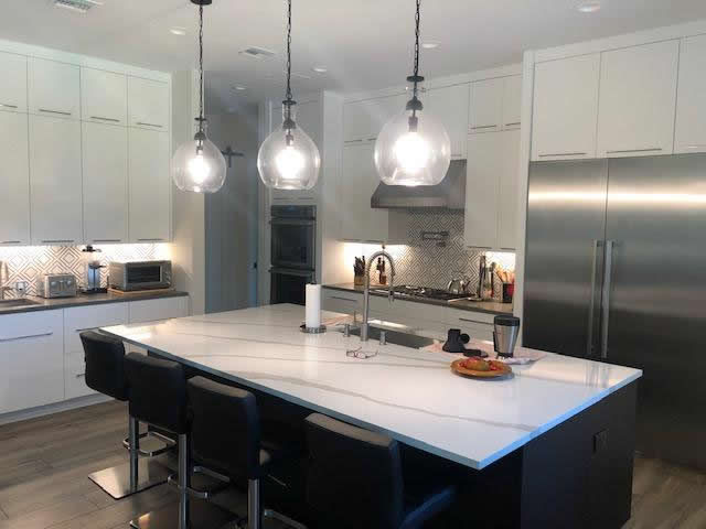 Contemporary Kitchens Cabinet Encounters
